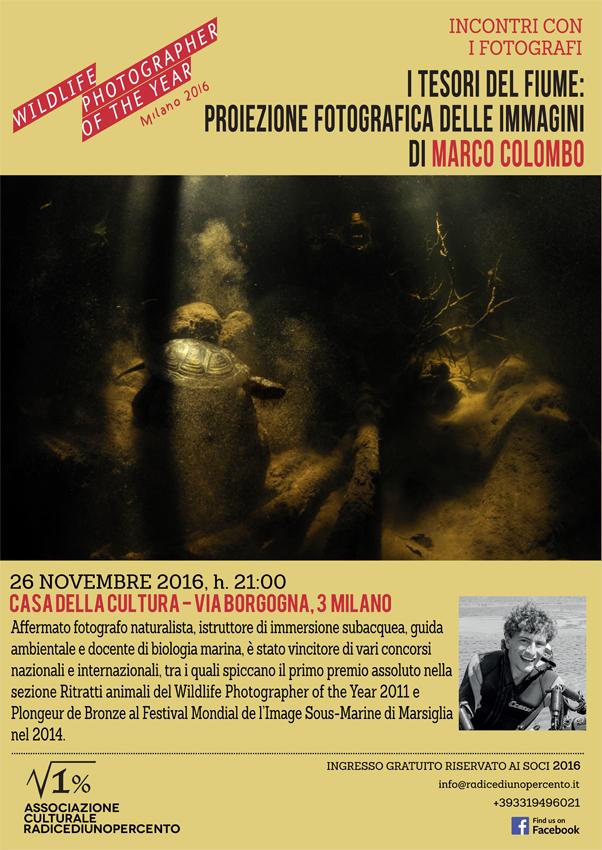 Incontro Colombo - 26 novembre