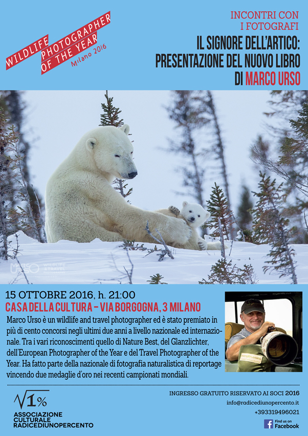 Incontro Urso - 15 ottobre