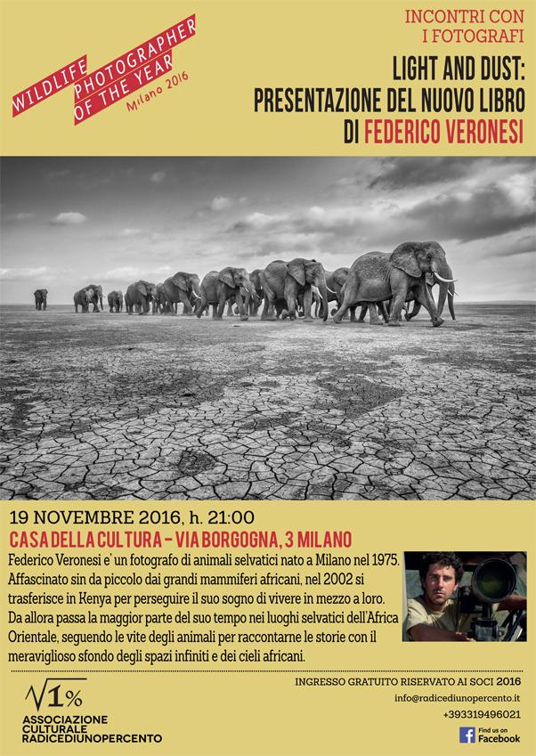 Incontro Veronesi - 19 novembre