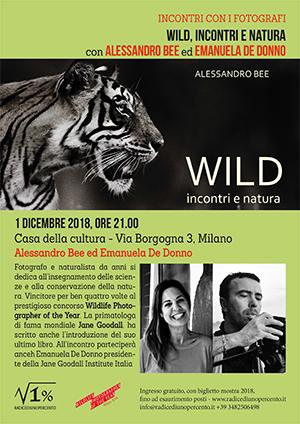 Incontro Alessandro Bee - Wild, incontri e natura