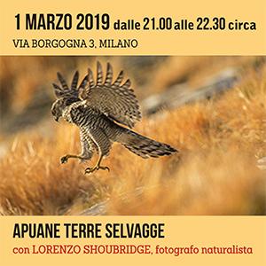Locandina Incontro Lorenzo Shoubridge WPY 300x300 pixel