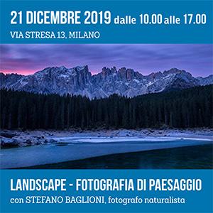 Locandina Landscape - fotografia di paesaggio Stefano Baglioni 300x300 pixel