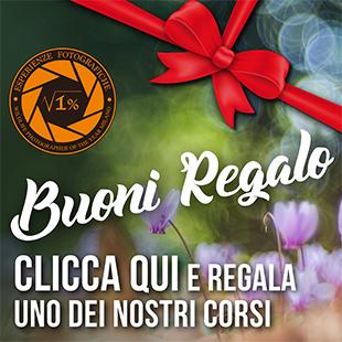 Banner Buono Regalo per Homepage