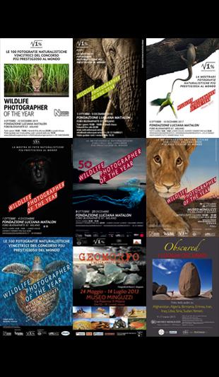 Pagina Le nostre mostre per Homepage 310x533 pixel