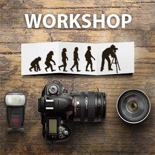 Banner Homepage Workshop - macchina fotografica + evoluzione 310x310 pixel