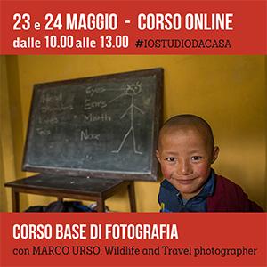 Locandina Corso Base online 300x300 pixel