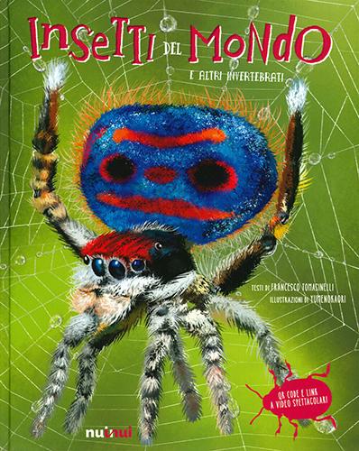 Insetti e ragni del mondo_altezza500pixel